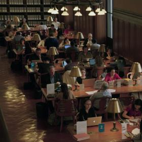 Filmstriben: Ex Libris - The New York Public Library