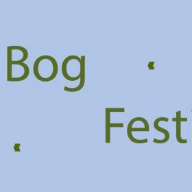 Logo for bogfestival